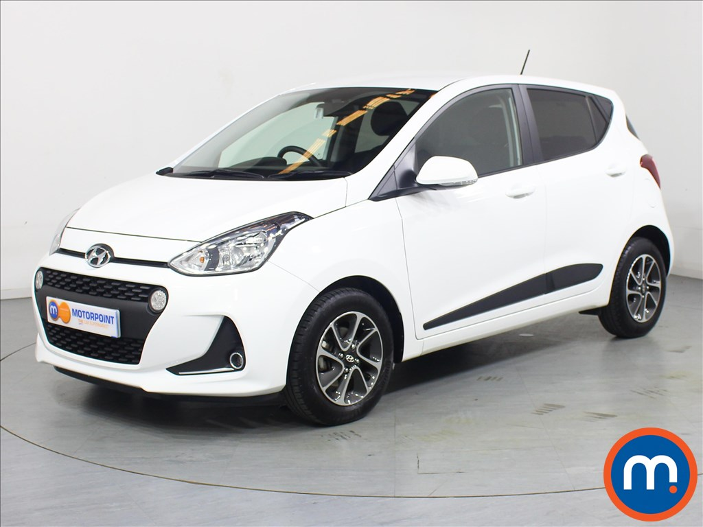 Hyundai I10 Premium - Stock Number 1055276 Passenger side front corner