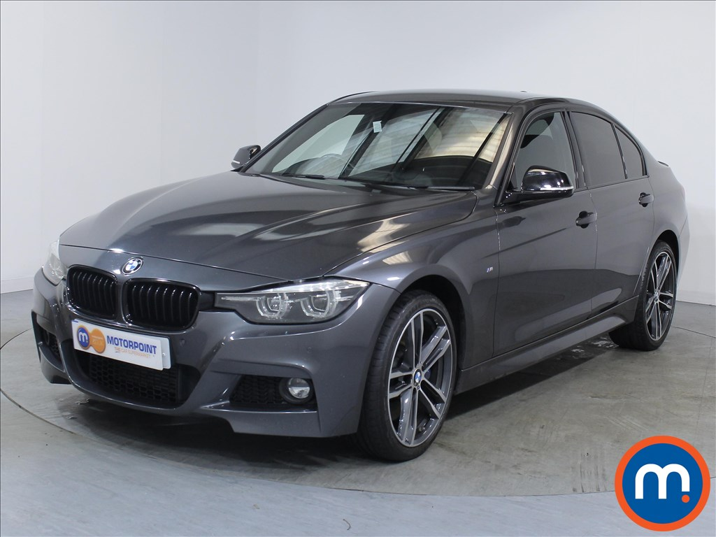 BMW 3 Series M Sport Shadow Edition - Stock Number 1056151 Passenger side front corner