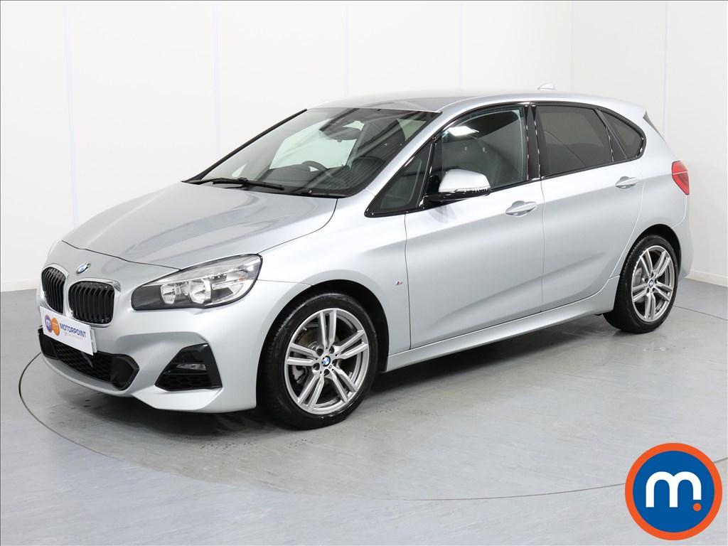 BMW 2 Series M Sport - Stock Number 1058590 Passenger side front corner