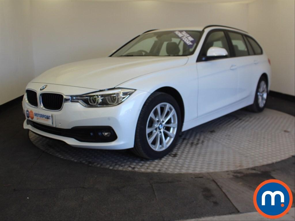 BMW 3 Series SE - Stock Number 1057372 Passenger side front corner