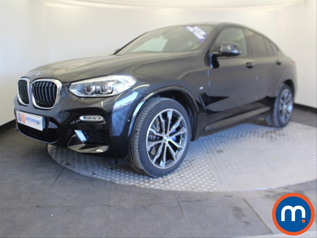 BMW X4 M Sport - Stock Number 1059465 Passenger side front corner