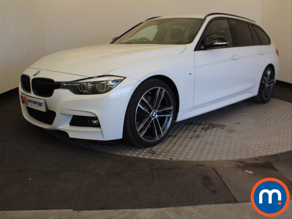 BMW 3 Series M Sport Shadow Edition - Stock Number 1057729 Passenger side front corner