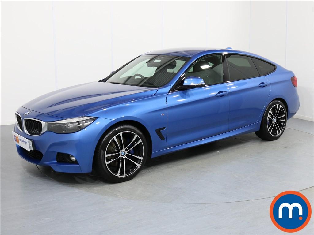 BMW 3 Series M Sport - Stock Number 1060537 Passenger side front corner