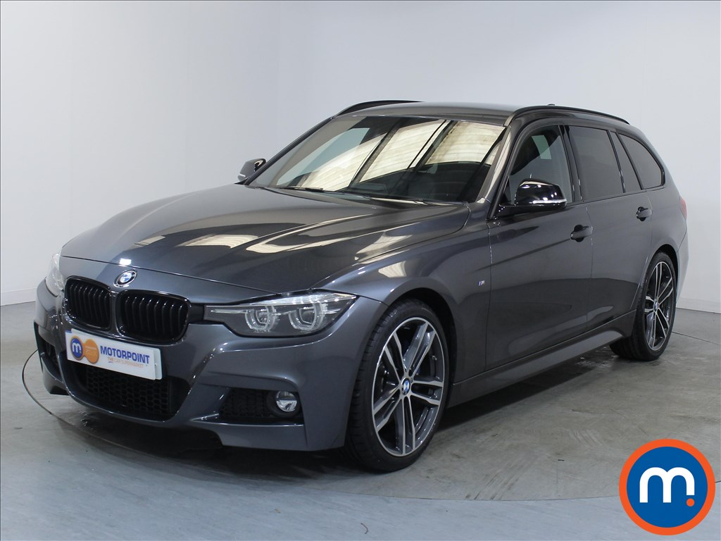 BMW 3 Series M Sport Shadow Edition - Stock Number 1057708 Passenger side front corner