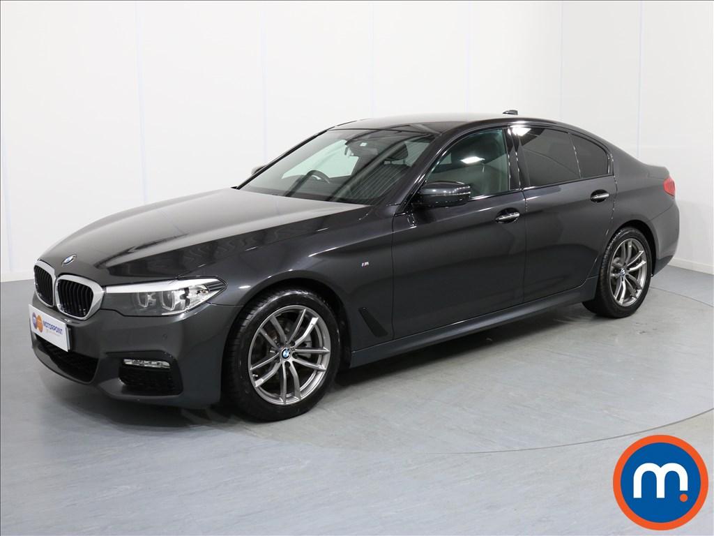 BMW 5 Series M Sport - Stock Number 1056578 Passenger side front corner