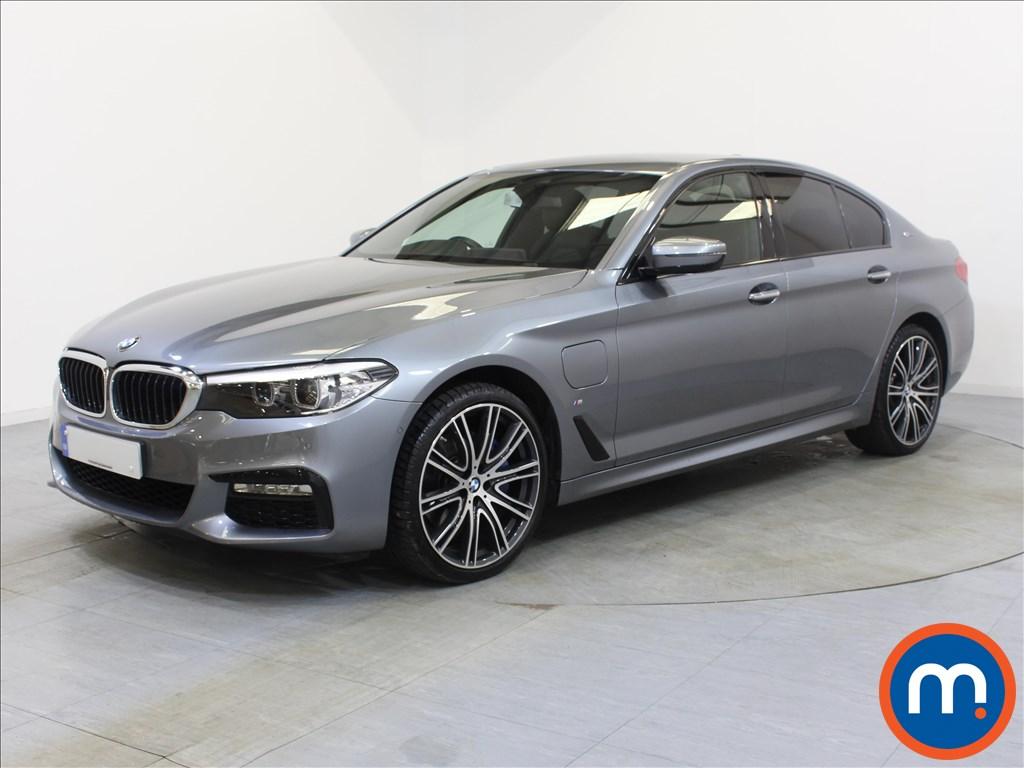 BMW 5 Series M Sport - Stock Number 1059454 Passenger side front corner