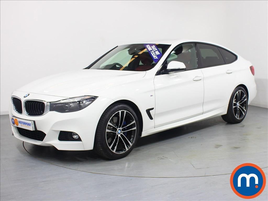 BMW 3 Series M Sport - Stock Number 1060892 Passenger side front corner