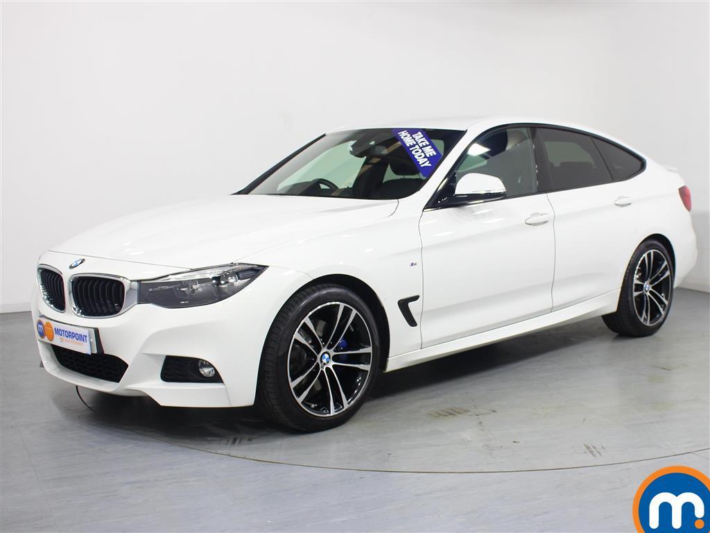 BMW 3 Series M Sport - Stock Number 1060886 Passenger side front corner