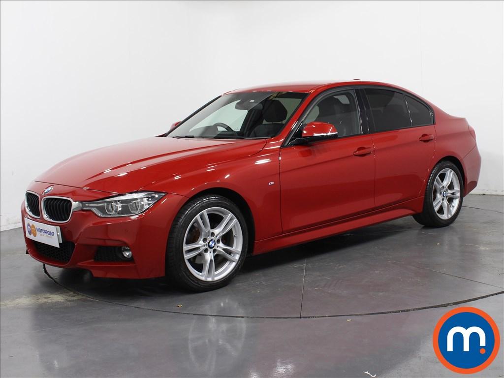 BMW 3 Series M Sport - Stock Number 1059204 Passenger side front corner