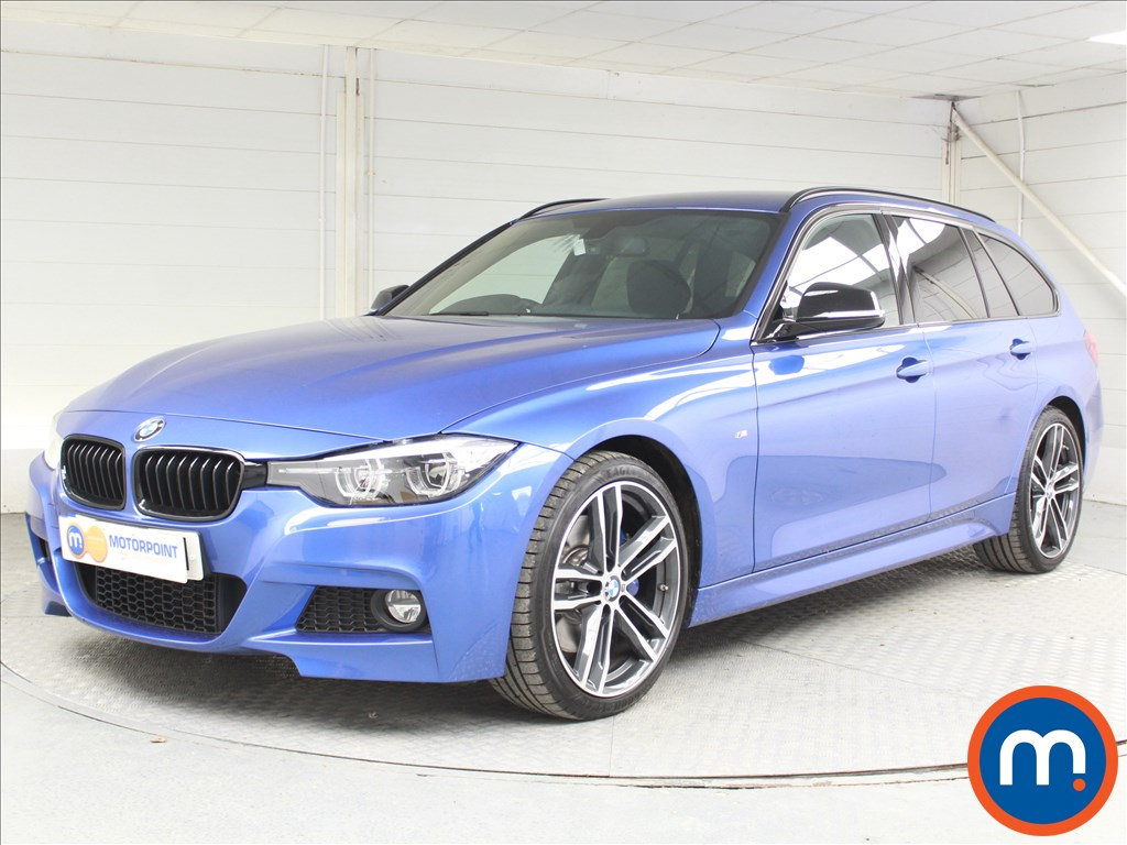 BMW 3 Series M Sport Shadow Edition - Stock Number 1059217 Passenger side front corner
