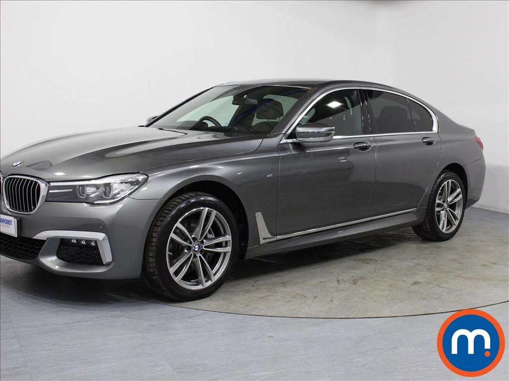BMW 7 Series M Sport - Stock Number 1058005 Passenger side front corner