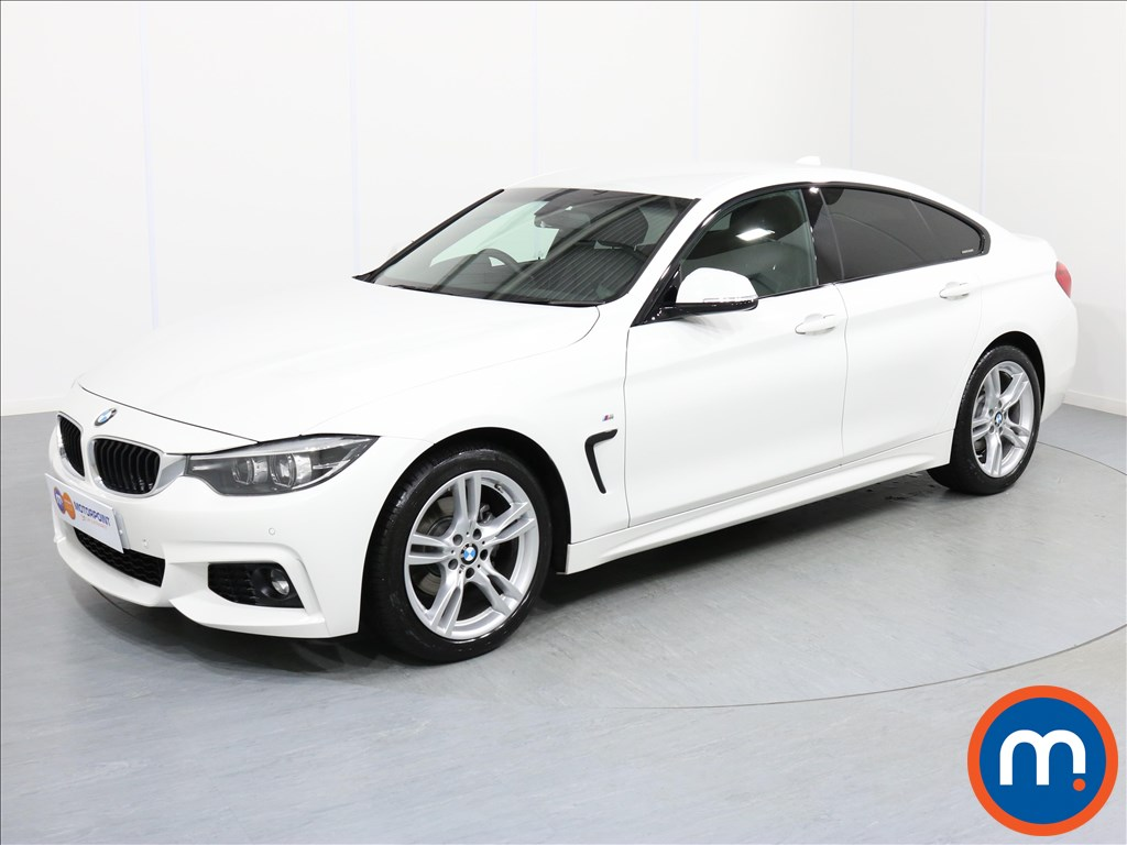 BMW 4 Series M Sport - Stock Number 1057352 Passenger side front corner