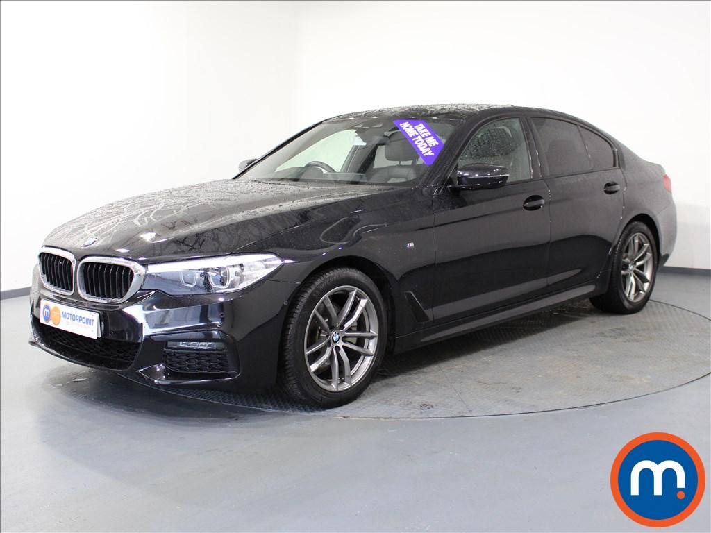 BMW 5 Series M Sport - Stock Number 1054563 Passenger side front corner