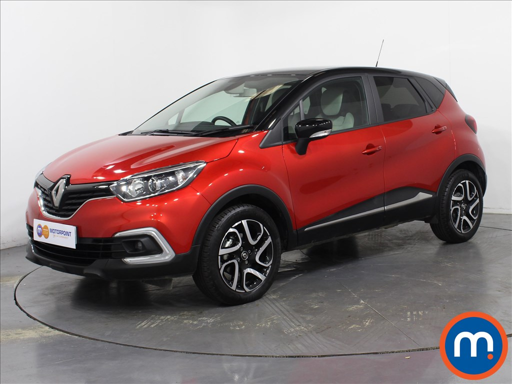 Renault Captur Iconic - Stock Number 1052337 Passenger side front corner