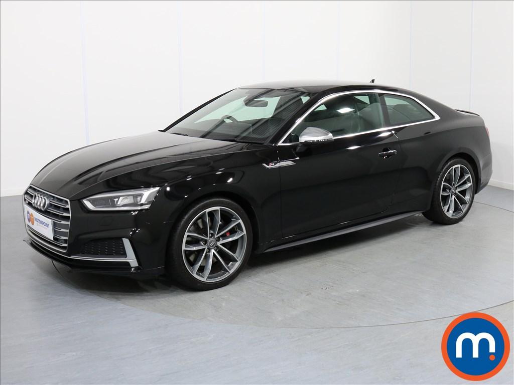 Audi A5 S5 - Stock Number 1059238 Passenger side front corner