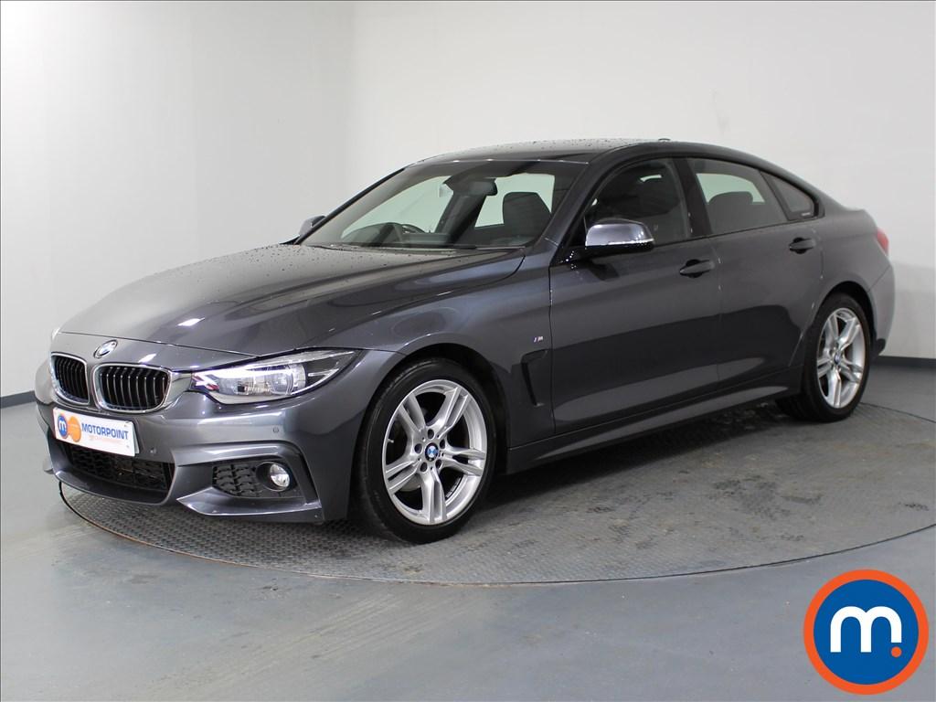 BMW 4 Series M Sport - Stock Number 1060236 Passenger side front corner