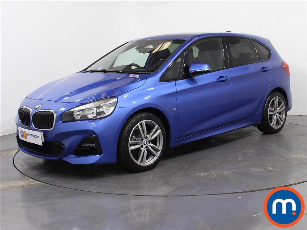 BMW 2 Series M Sport - Stock Number 1058607 Passenger side front corner