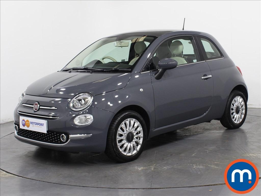 Fiat 500 Lounge - Stock Number 1060332 Passenger side front corner