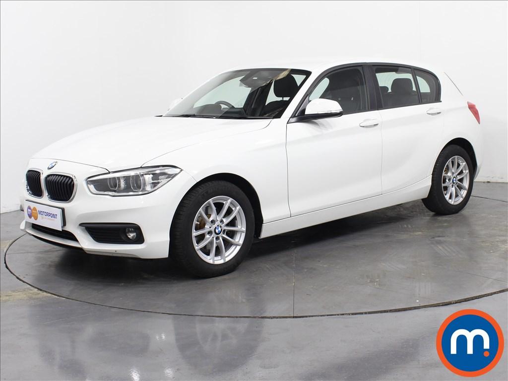 BMW 1 Series SE Business - Stock Number 1059462 Passenger side front corner
