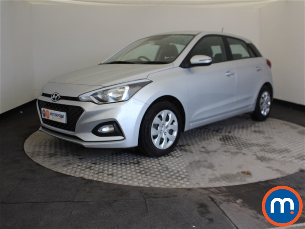 Hyundai I20 S Connect - Stock Number 1050526 Passenger side front corner