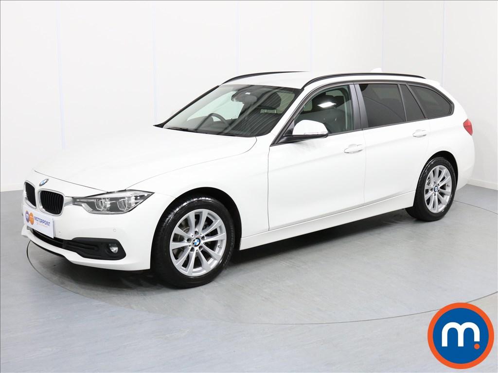 BMW 3 Series SE - Stock Number 1060271 Passenger side front corner