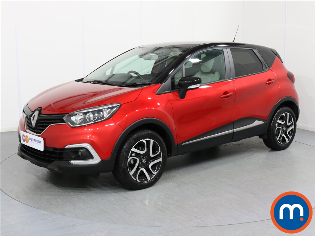Renault Captur Iconic - Stock Number 1052340 Passenger side front corner