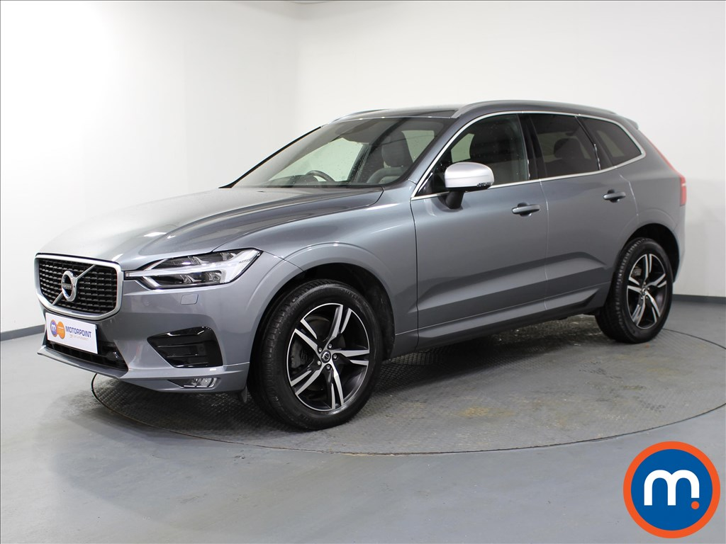 Volvo Xc60 R DESIGN - Stock Number 1060181 Passenger side front corner