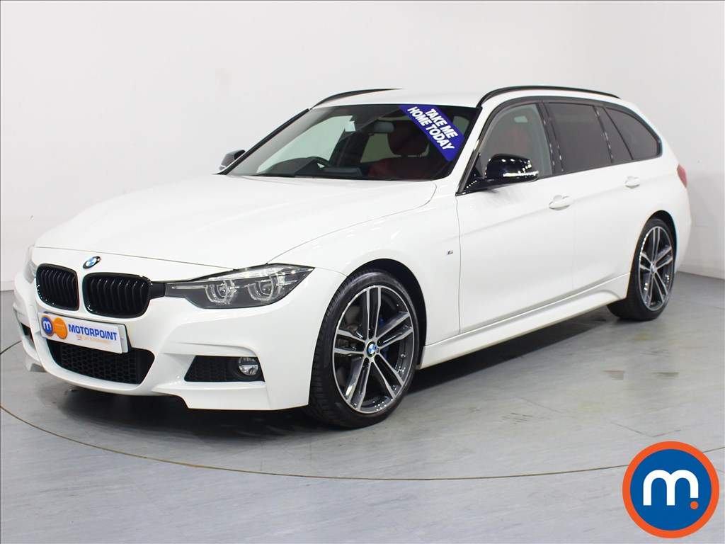 BMW 3 Series M Sport Shadow Edition - Stock Number 1057952 Passenger side front corner