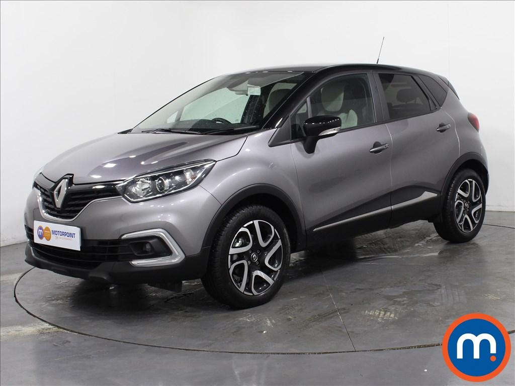 Renault Captur Iconic - Stock Number 1052338 Passenger side front corner