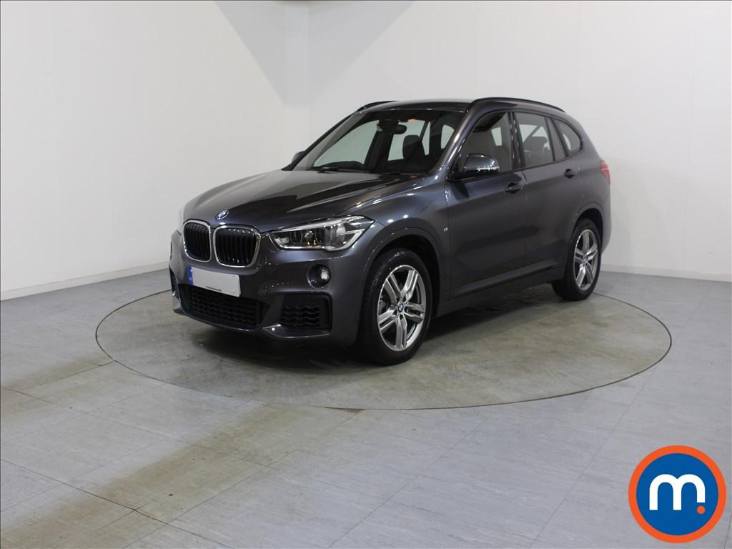 BMW X1 M Sport - Stock Number 1054359 Passenger side front corner