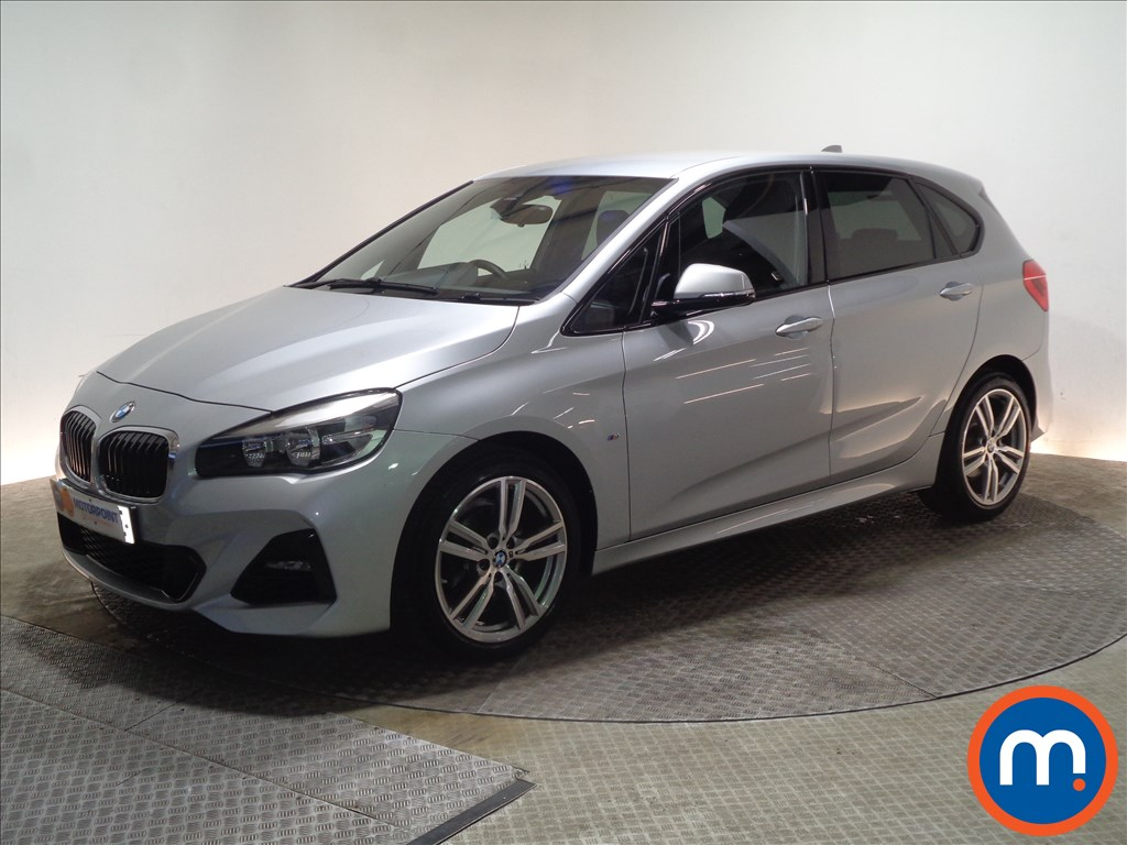 BMW 2 Series M Sport - Stock Number 1058597 Passenger side front corner