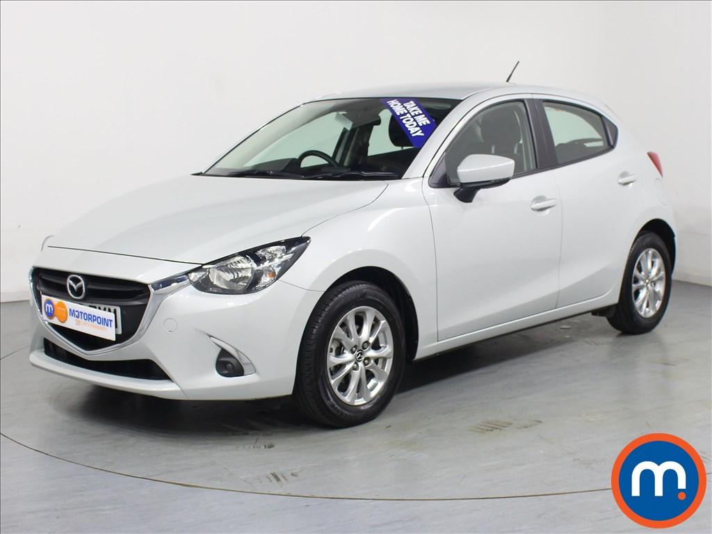Mazda 2 SE-L-Plus - Stock Number 1061195 Passenger side front corner