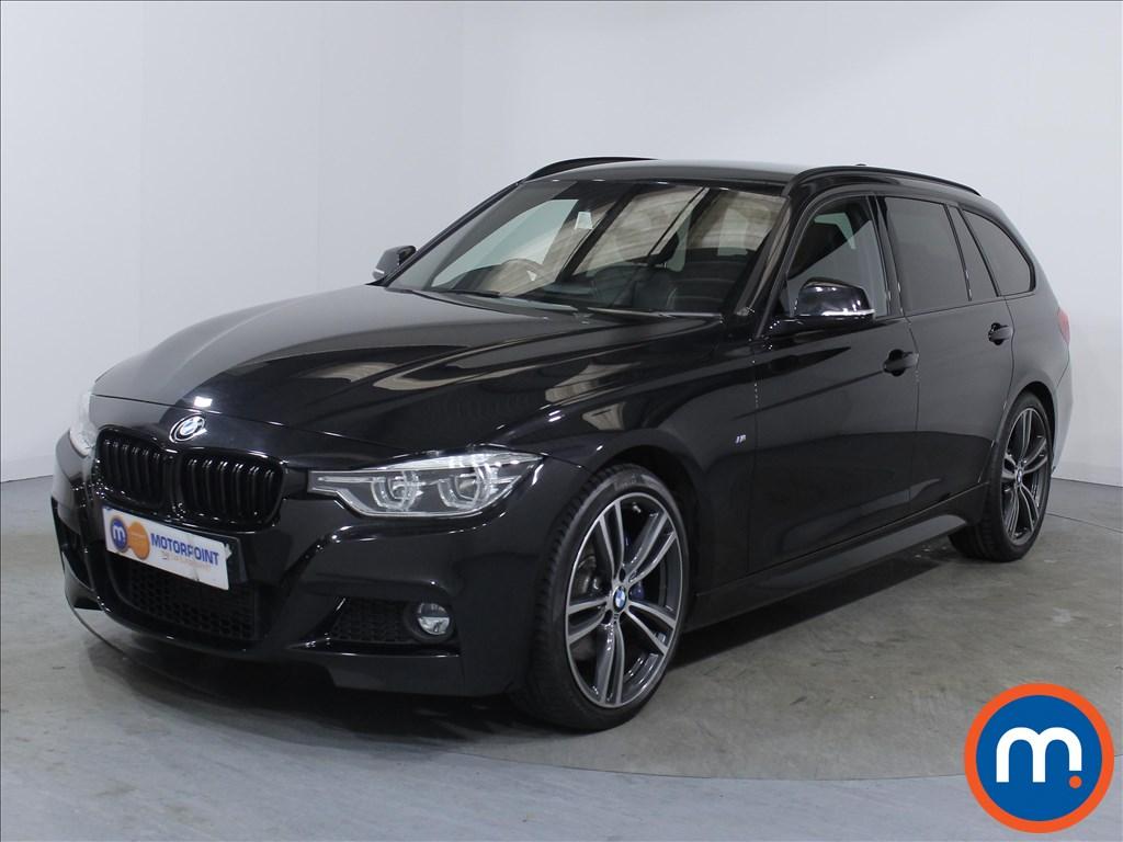 BMW 3 Series M Sport - Stock Number 1056501 Passenger side front corner