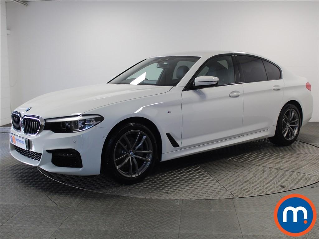BMW 5 Series M Sport - Stock Number 1059225 Passenger side front corner