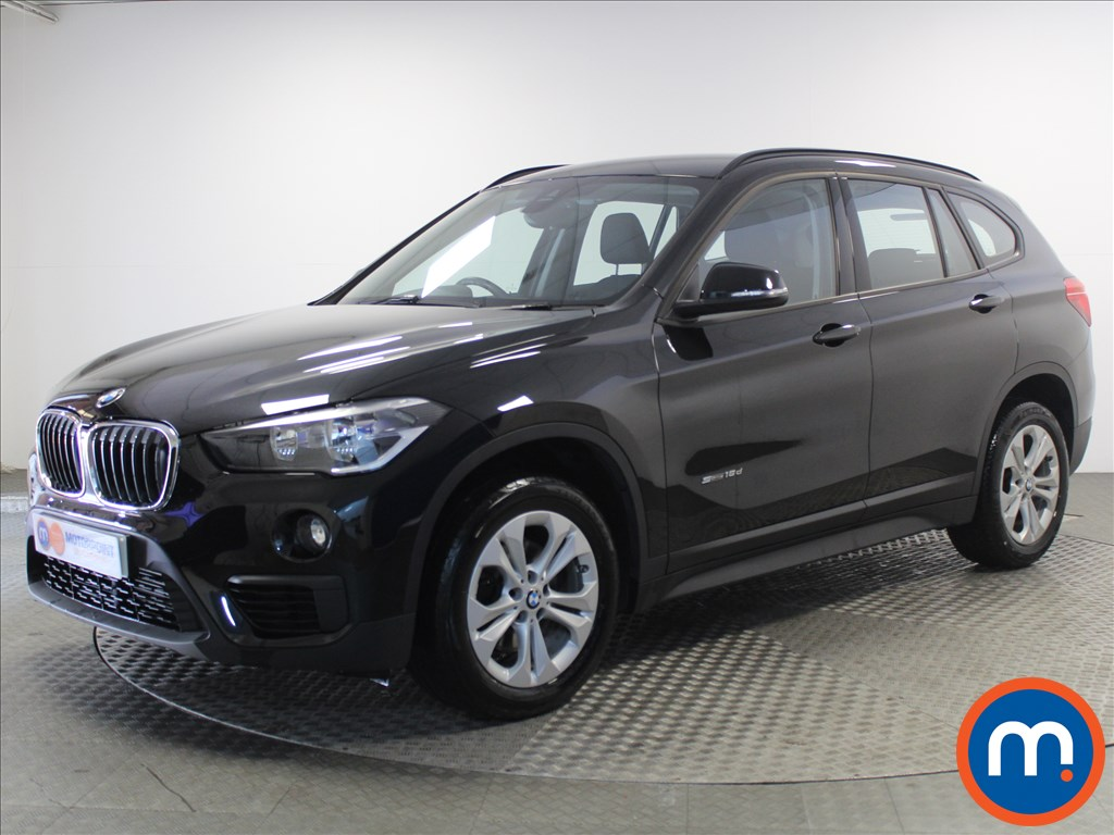 BMW X1 SE - Stock Number 1060274 Passenger side front corner