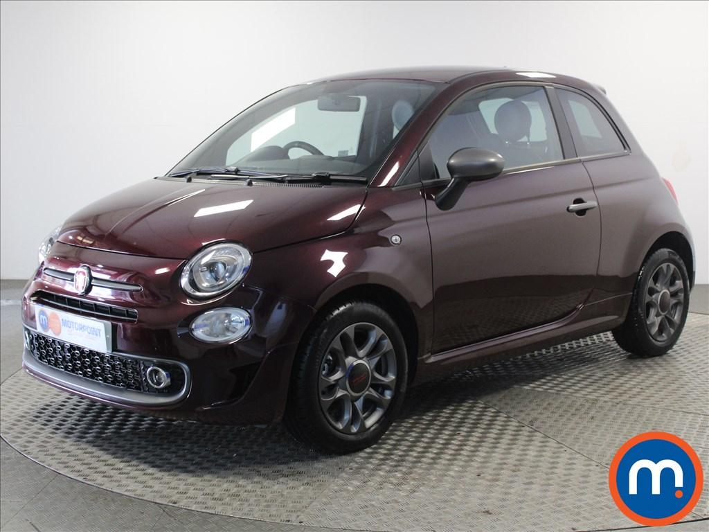Fiat 500 S - Stock Number 1056517 Passenger side front corner