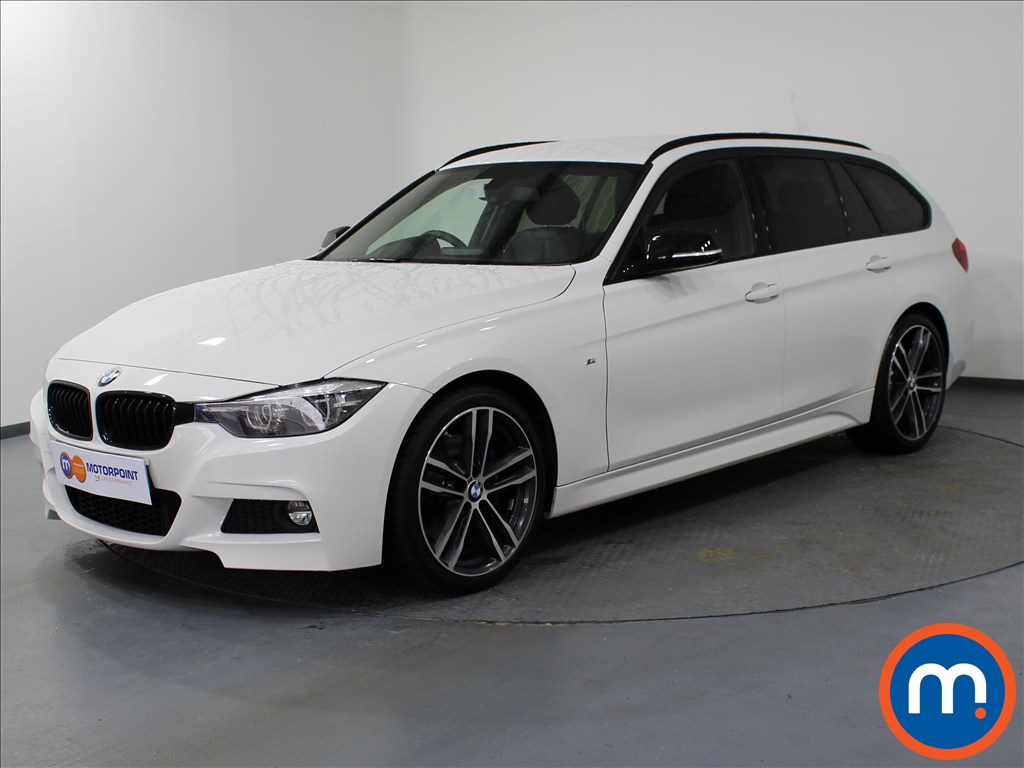 BMW 3 Series M Sport Shadow Edition - Stock Number 1057728 Passenger side front corner