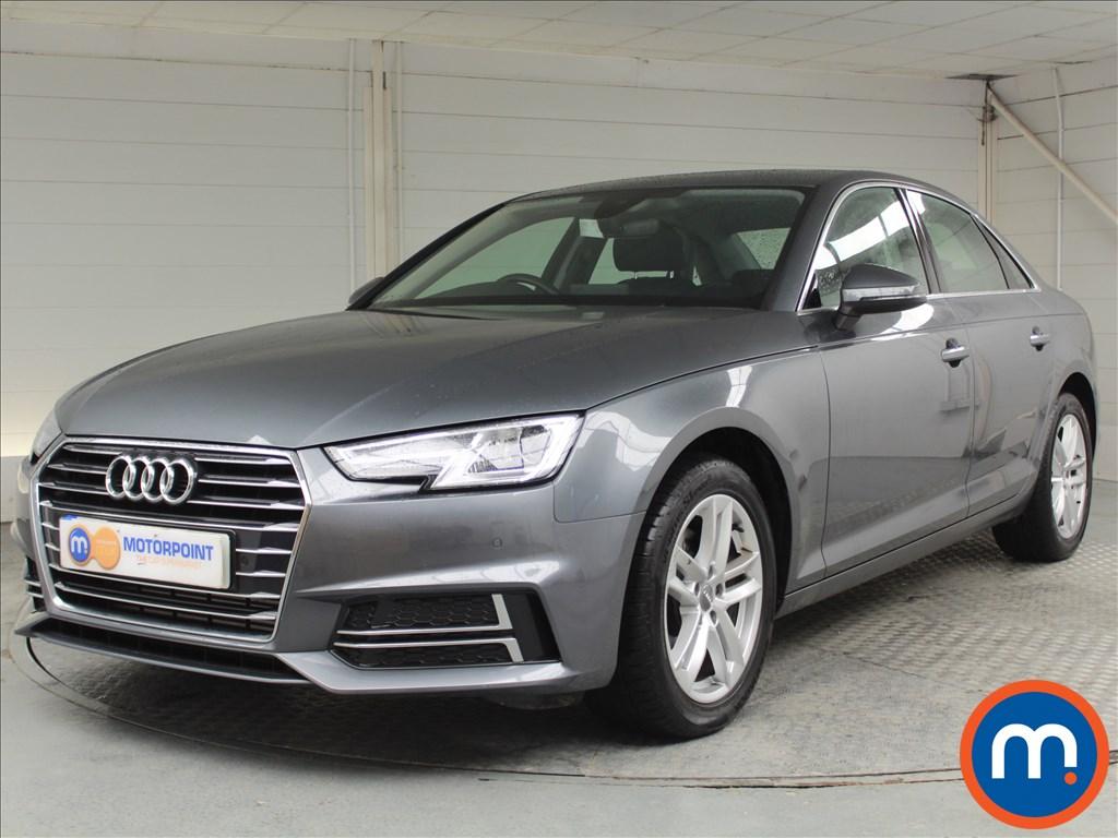 Audi A4 SE - Stock Number 1056550 Passenger side front corner