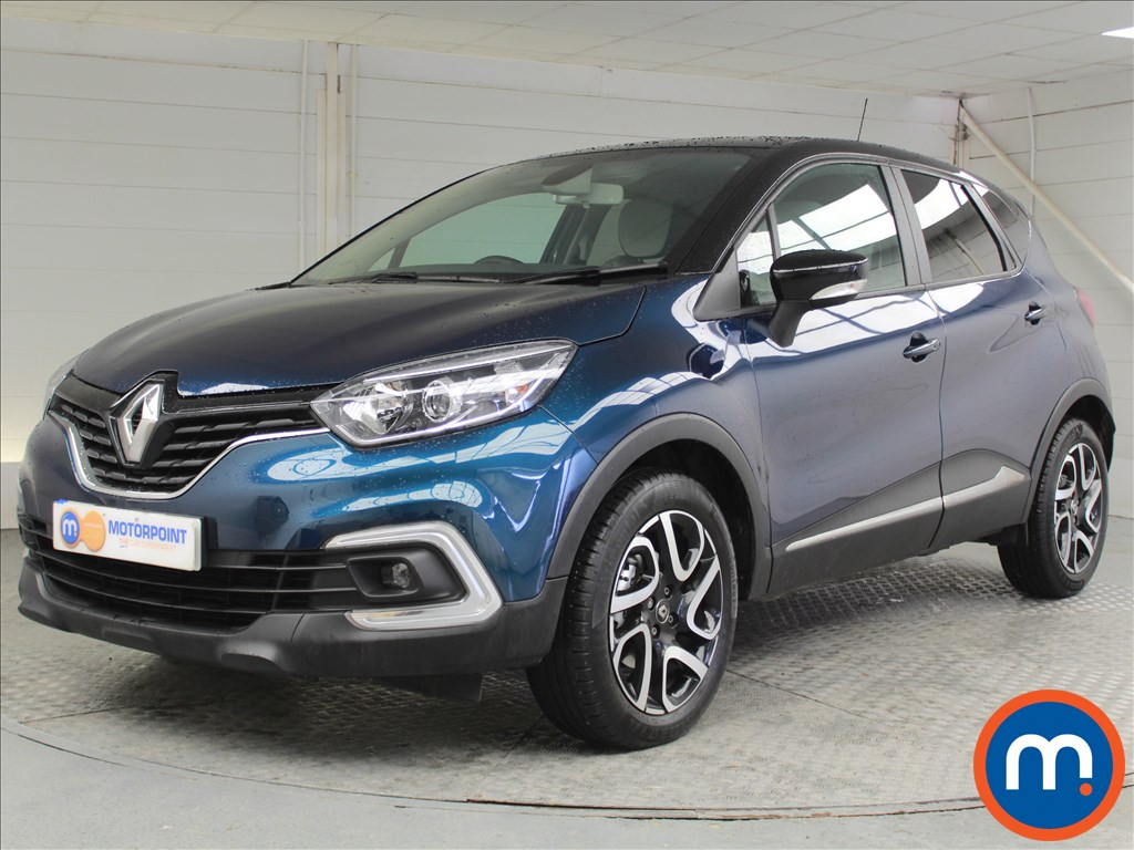 Renault Captur Iconic - Stock Number 1052320 Passenger side front corner