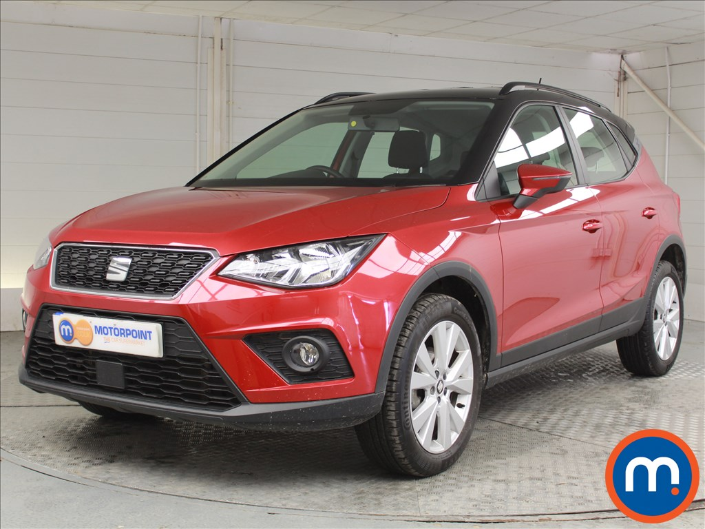 Seat Arona SE Technology Lux - Stock Number 1059231 Passenger side front corner