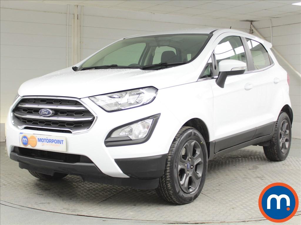 Ford Ecosport Zetec - Stock Number 1057839 Passenger side front corner