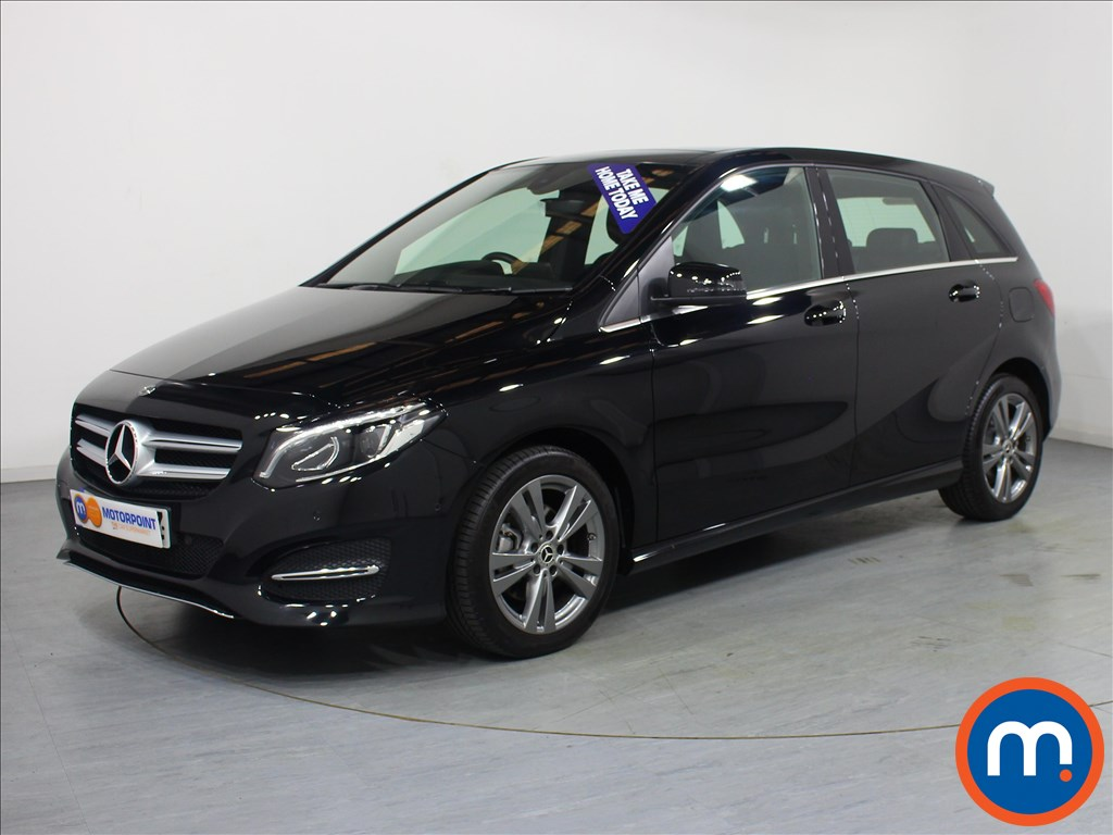 Mercedes-Benz B Class Exclusive Edition - Stock Number 1061331 Passenger side front corner