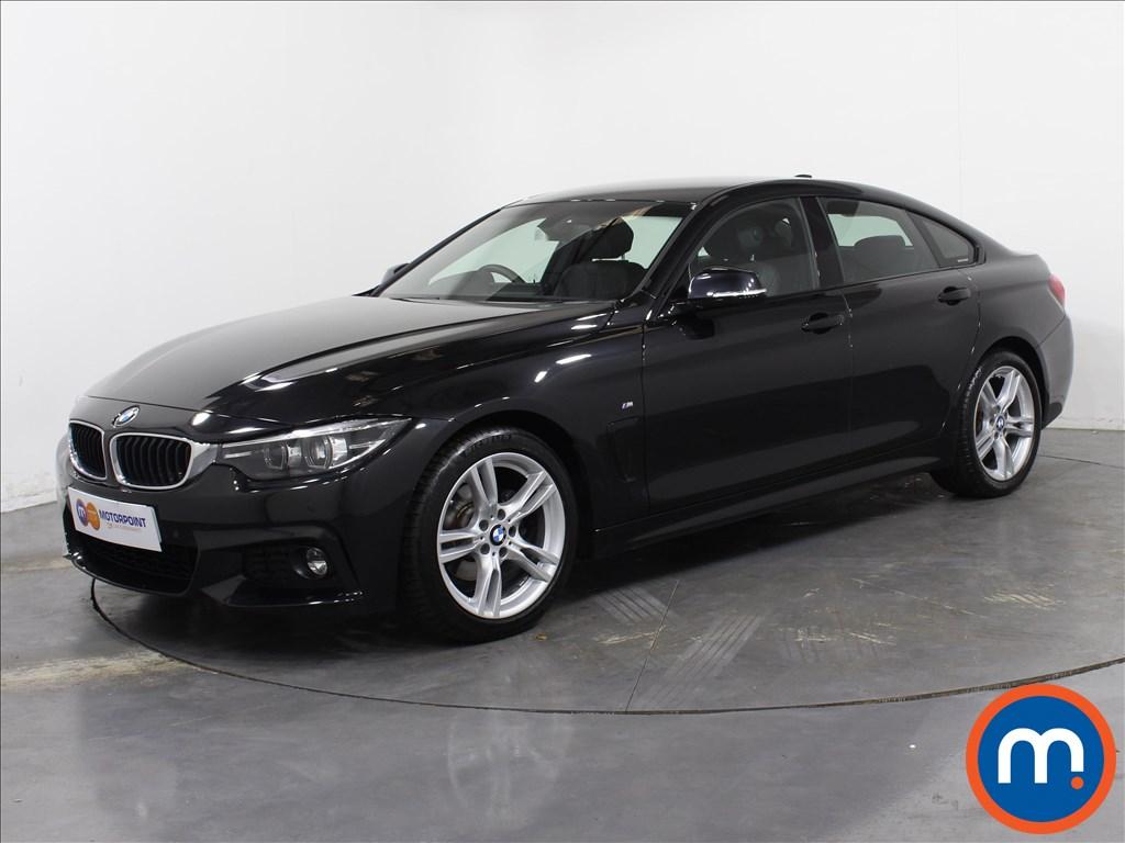 BMW 4 Series M Sport - Stock Number 1059825 Passenger side front corner