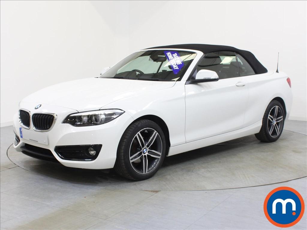 BMW 2 Series Sport - Stock Number 1060244 Passenger side front corner