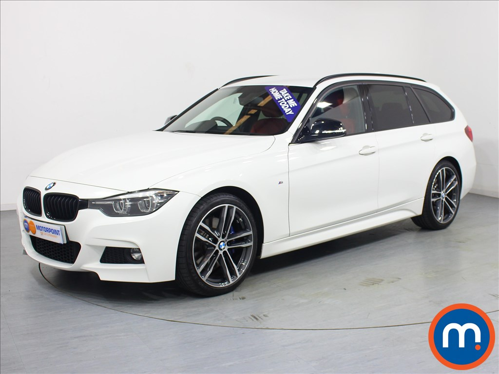 BMW 3 Series M Sport Shadow Edition - Stock Number 1057835 Passenger side front corner