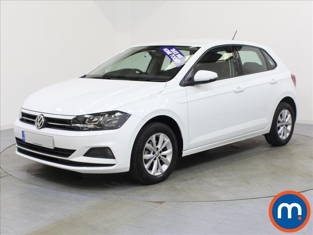 Volkswagen Polo SE - Stock Number 1059493 Passenger side front corner