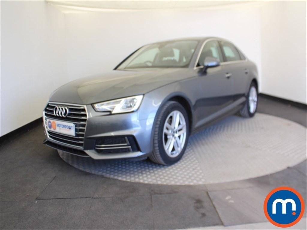 Audi A4 SE - Stock Number 1056433 Passenger side front corner