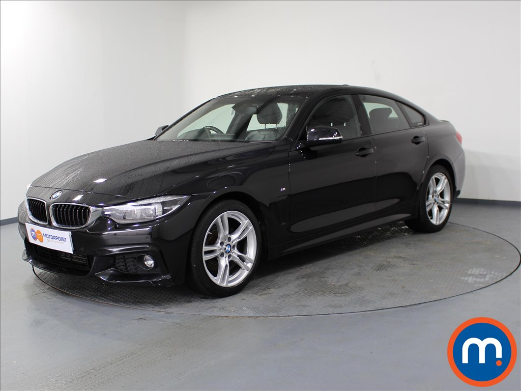 BMW 4 Series M Sport - Stock Number 1061355 Passenger side front corner