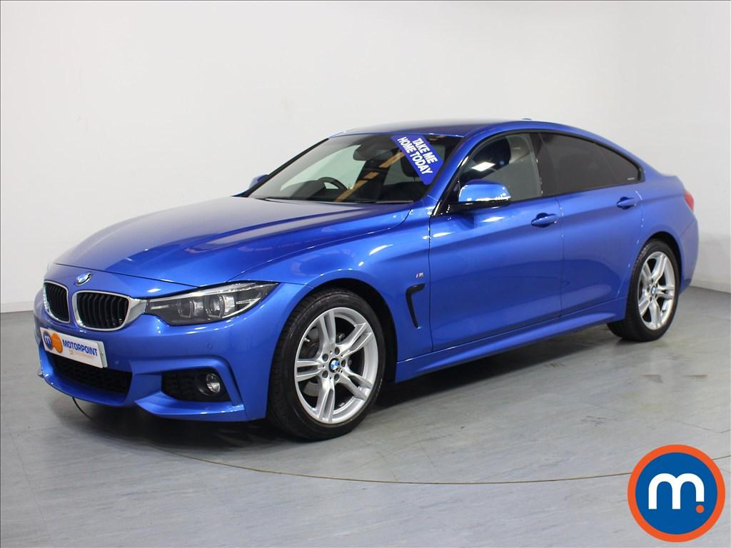 BMW 4 Series M Sport - Stock Number 1057988 Passenger side front corner