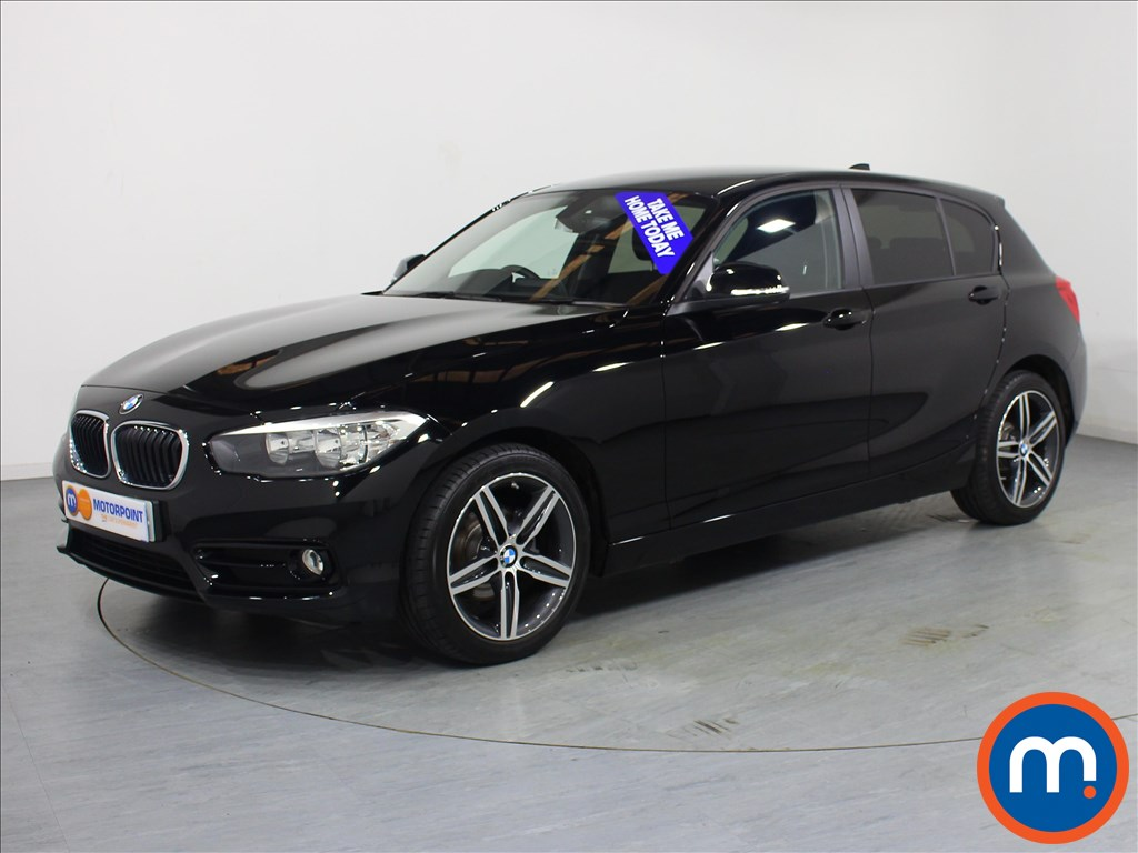 BMW 1 Series Sport - Stock Number 1059264 Passenger side front corner